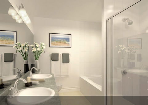 Thornbridge bathroomn - Stone